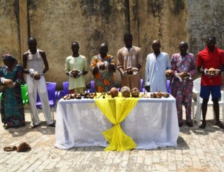 Arrested suspects confess selling 31 human heads and many body parts in Kwara State