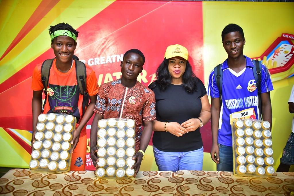 Mach dich bereit für #BMaltavated, denn Malta Guinness bringt das Maltavator Audition nach Benin