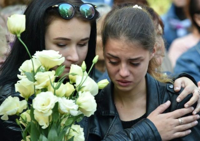 Faces of victims of the Crimea school massacre emerges as death toll rises to 21 (photos)