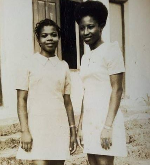 Check out this throwback photo of veteran actress, Patience Ozokwor