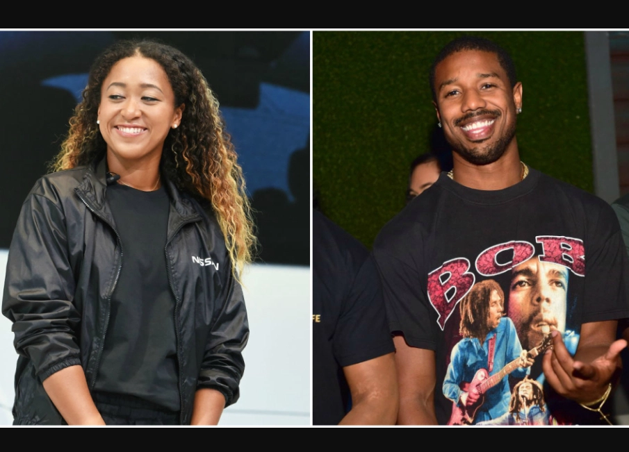Ellen DeGeneres match-make tennis player Naomi Osaka and her crush Michael B Jordan on Twitter and they have agreed to meet (Screenshots)