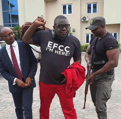 Photos: Nigerians on social media begin the #FayoseChallenge