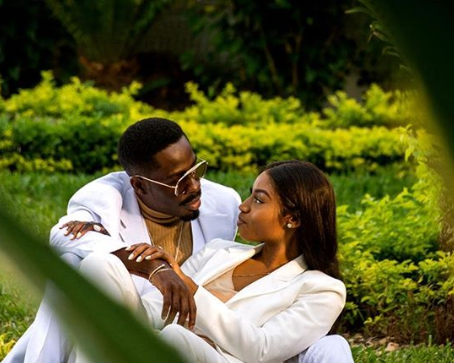 Jailed businessman Fred Ajudua?s only son set to wed, see pre-wedding photo