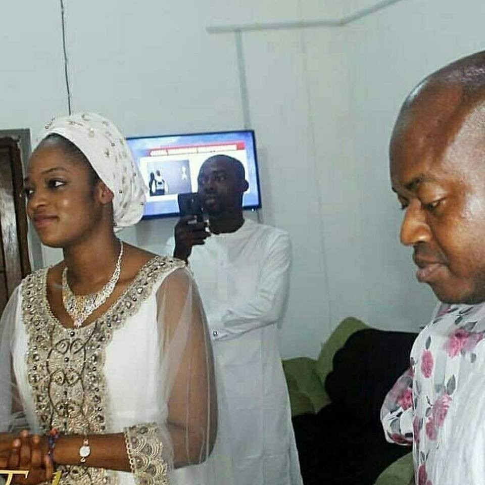 Photos: Prophetess Naomi begins her duties as the new wife of the Ooni of Ife