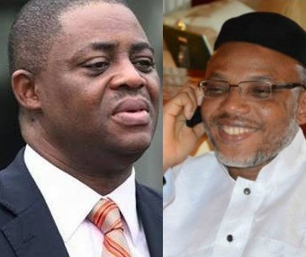 Nnamdi Kanu denies plans to work with FFK to kick Buhari out of office