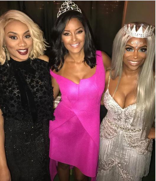 Photos from Reality star Kenya Moore