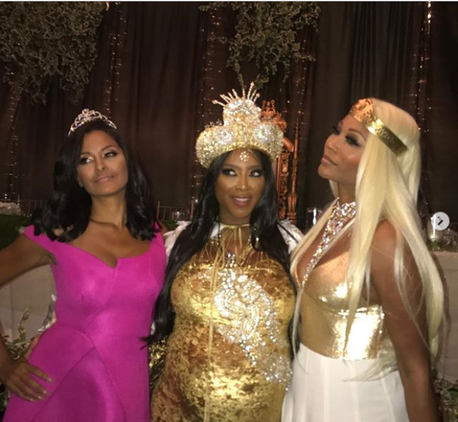 Photos from Reality star Kenya Moore