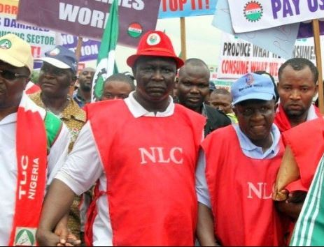 NLC threatens to embark on fresh Industrial action on?November 6th over minimum wage