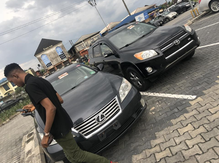 19-year-old blogger buys her parents 2 cars on the same day (photos)