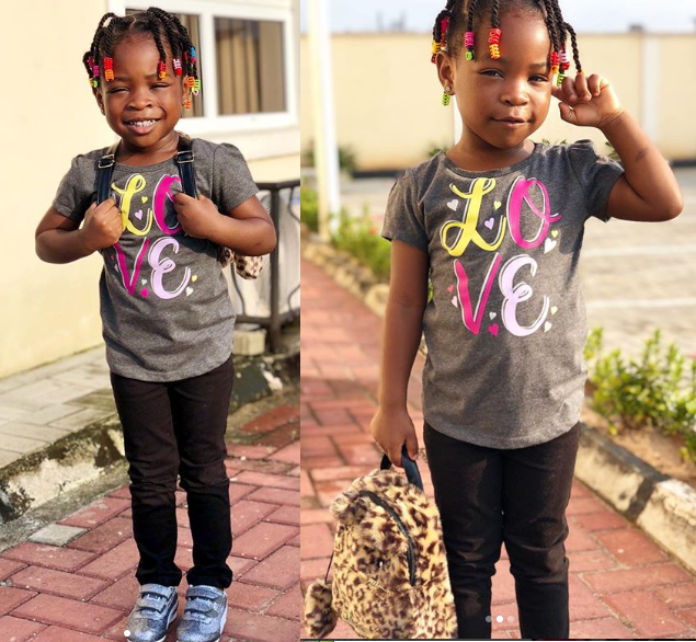 Adorable new photos of Davido
