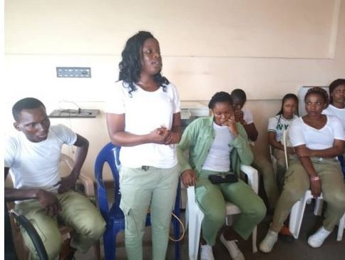 Principal apologizes for flogging female corps member in Akwa Ibom State