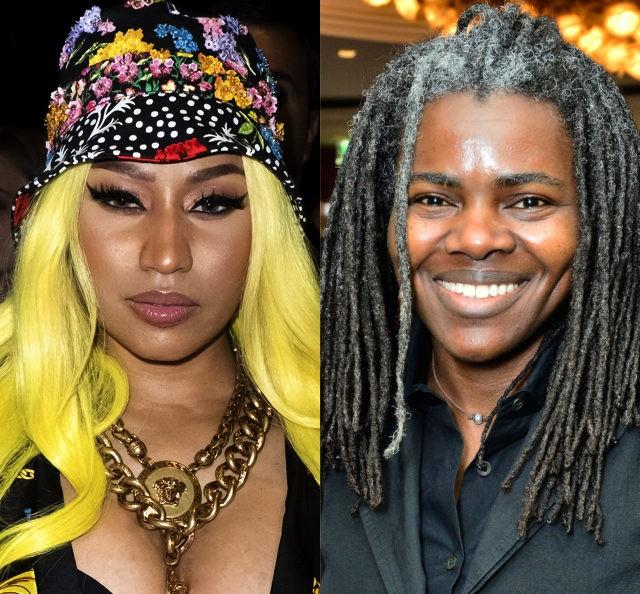 Nicki Minaj sued by Tracy Chapman for