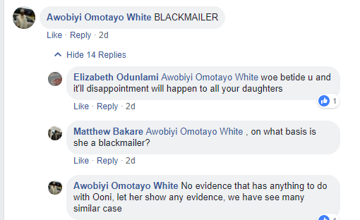 Nigerian lady based in the US calls out Ooni of Ife for