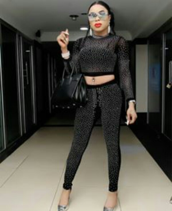 """""""Slay and make the first wife turn to second wife"""" - Bobrisky boasts as he shares hot new photos"""