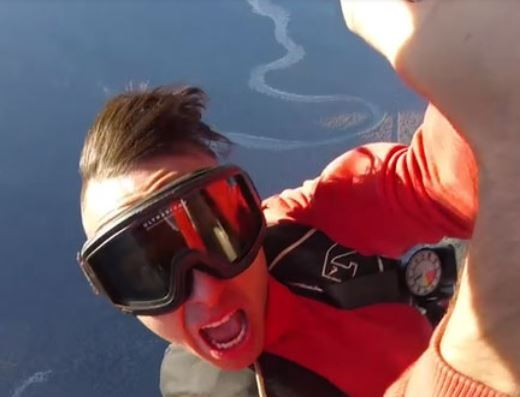 Canadian rapper, Jon James falls to his death from a plane during his video shoot