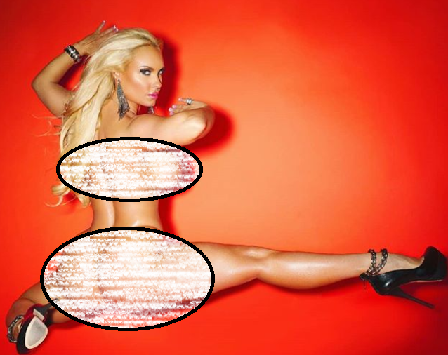 Reality star Coco Austin poses naked in sultry new photo 18+