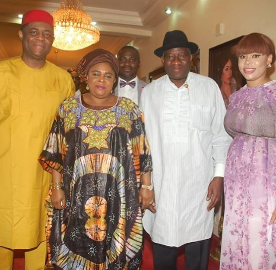 "Femi Fani-Kayode refers to Patience Jonathan as ""the mother of our nation"" as he wishes her a happy birthday"