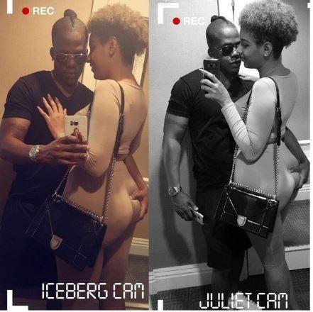 It gets messier: Juliet Ibrahim describes her ex-boo, Iceberg Slim as a