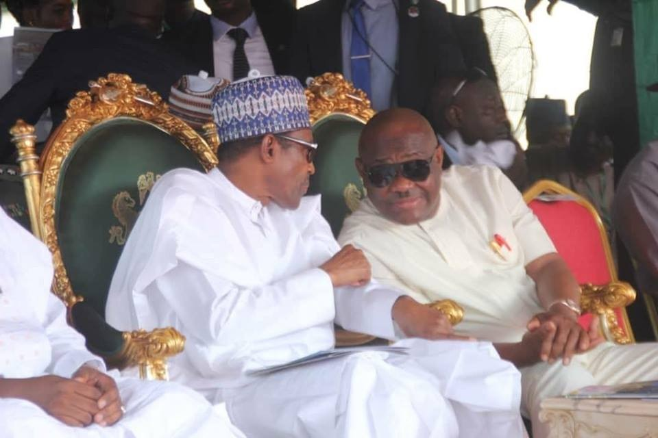 ''Stop de-marketing Rivers State'' Governor Wike tells Prominent Rivers indigenes
