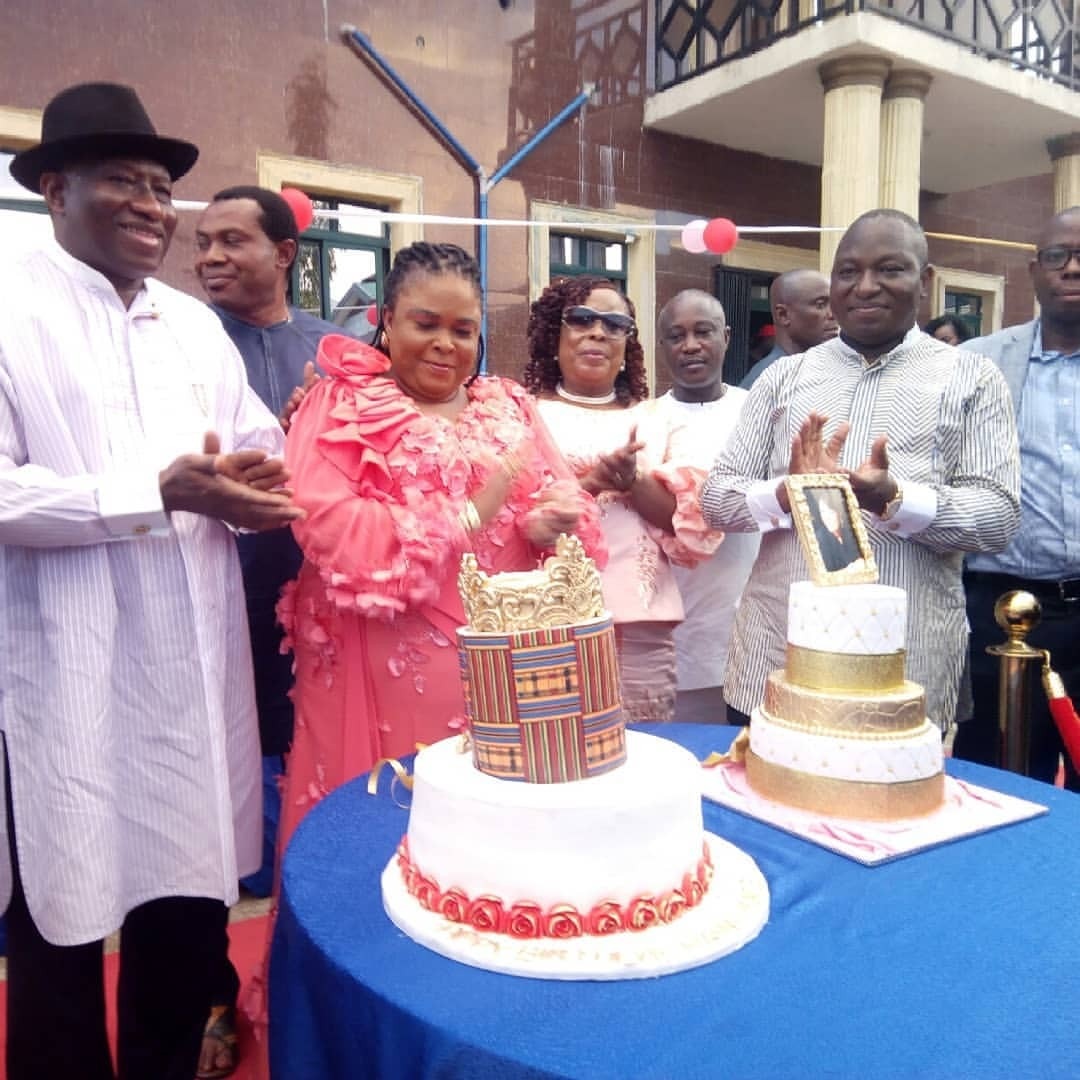 Photos/Videos from Patience Jonathan