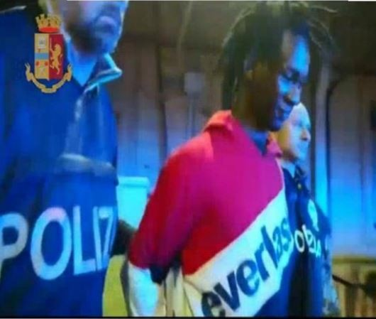 Migrants from Nigeria and Senegal arrested for gang raping a?16-yr-old girl to death in Italy