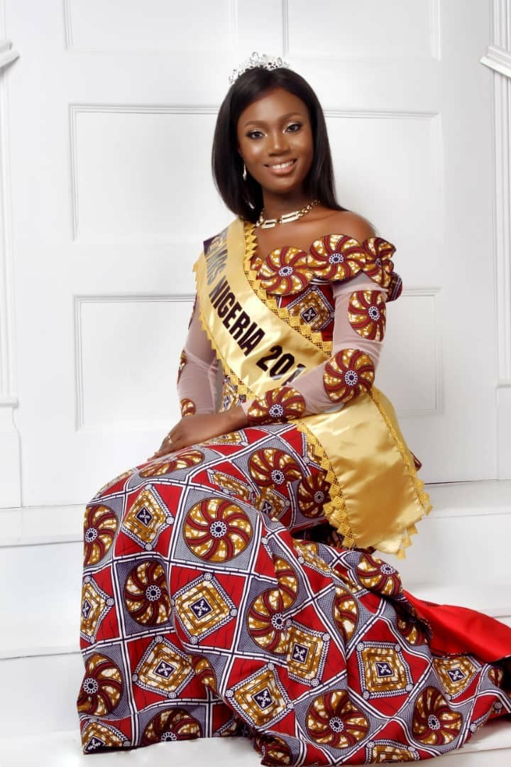 Mrs. Emelda Ezinne Remi wins Mrs Nigeria 2018