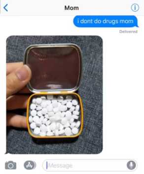 Mother confronts son after she found drugs in his car and it doesn