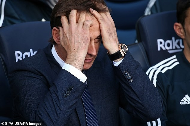 Breaking! Real Madrid sack manager Julen Lopetegui after humiliating 5 - 1 defeat to Barcelona?