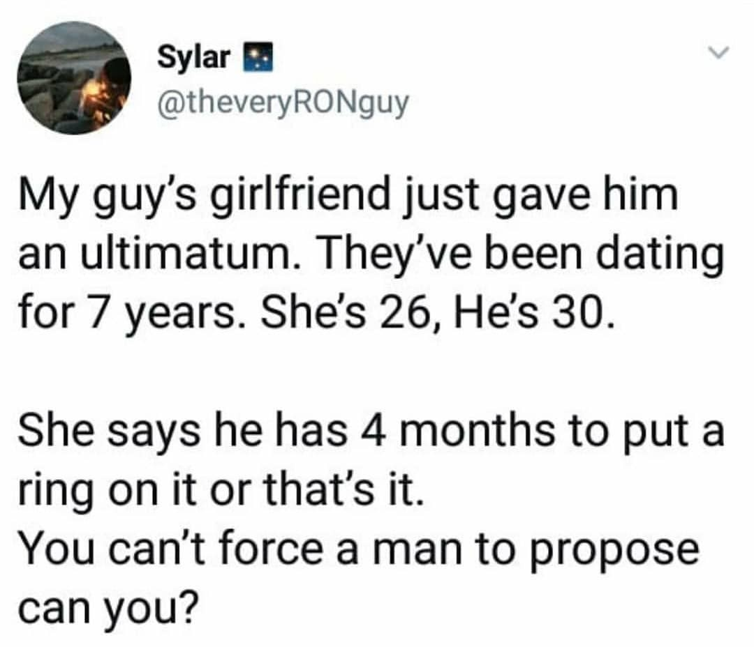 26 year old guy dating 30 year old woman