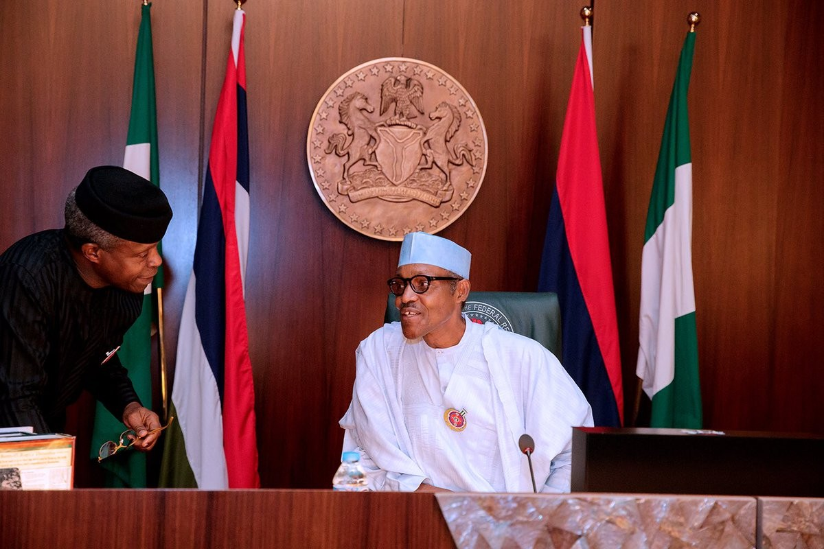 'Buhari and I are not in government to deceive Nigerians'' Osinbajo says 3