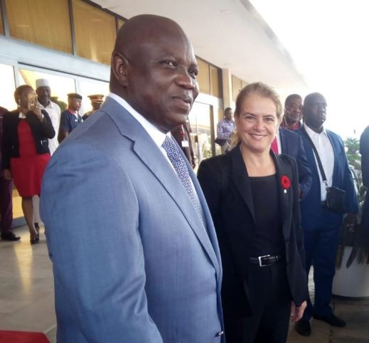 Ambode receives?Canada?s Governor General Julie Payette in Lagos (Photos)