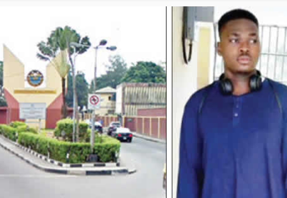 Police investigate death of a UNILAG graduating student found dead after writing his final exams