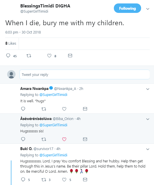 Mother who lost her two kids in house fire posts troubling tweet