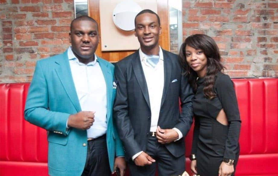 Aminu Nyako, Simi Williams and Muna Obioha: When young tech entrepreneurs meet and start up, the story of Louer Group and its founders