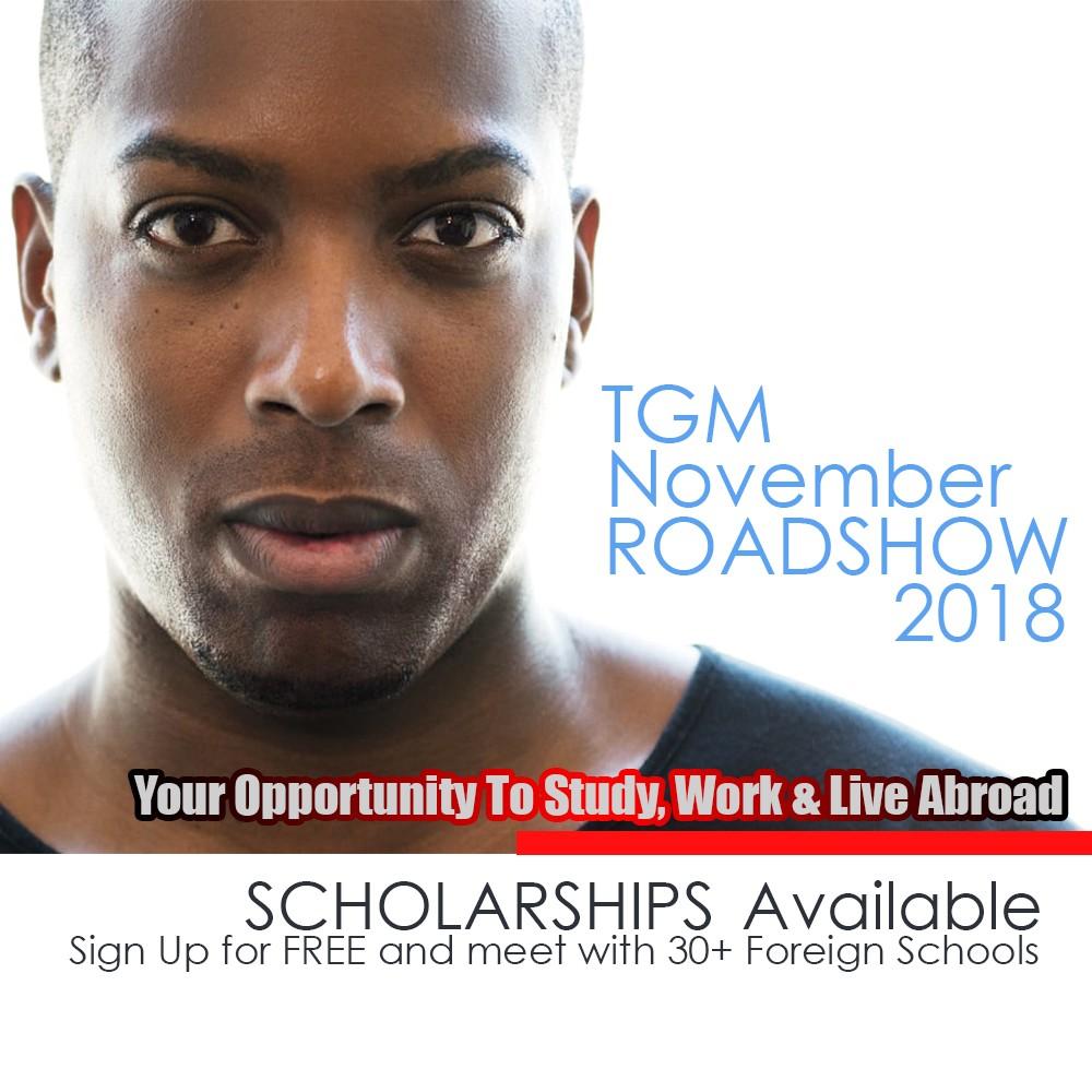 Attend the TGM Education Roadshow 2018