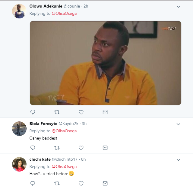 Social Media react after Nigerian man said sex workers don