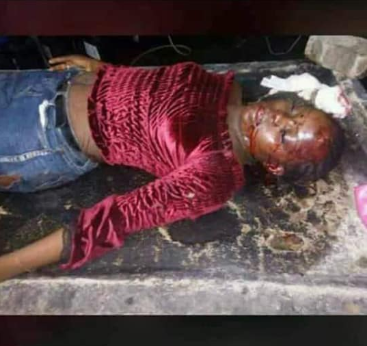 Female student, 19, killed by hit and run driver in Bayelsa (graphic photo)