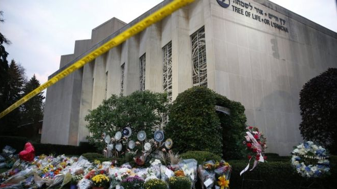 Pittsburgh synagogue shooting suspect pleads not guilty in Synagogue massacre
