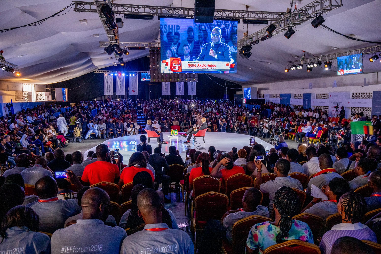 The TEF Entrepreneurship Forum 2018: 7 Most Memorable Moments