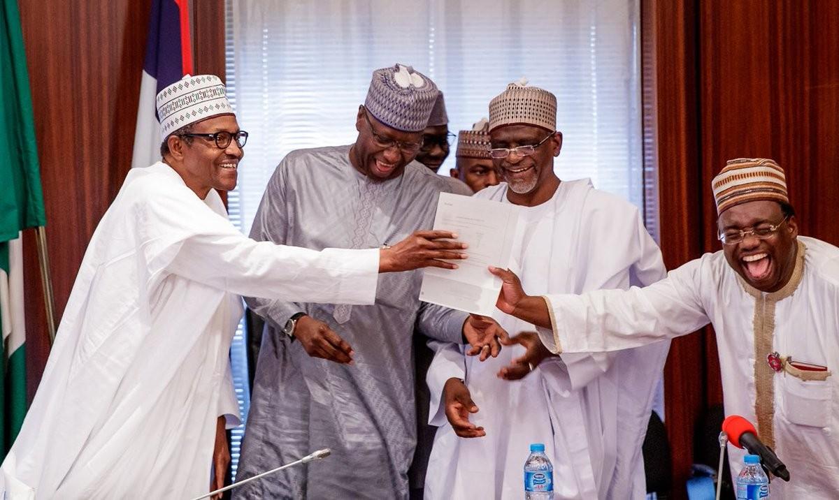 Image result for President Buhari, WAEC And PDP's Toxic Air By Garba Shehu