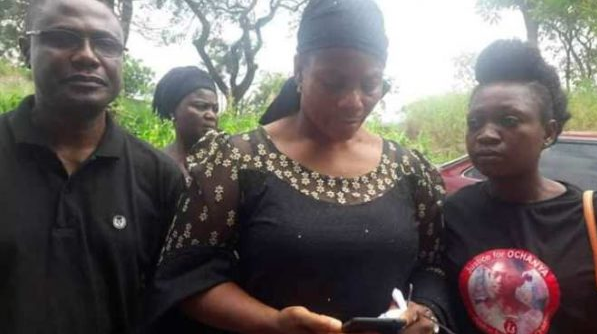 Rape victim, Ochanya, 13, buried amidst tears (photos/videos)