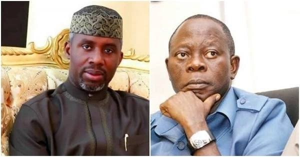 Imo APC crisis: Okorocha?s son in-law tackles Oshiomhole, says