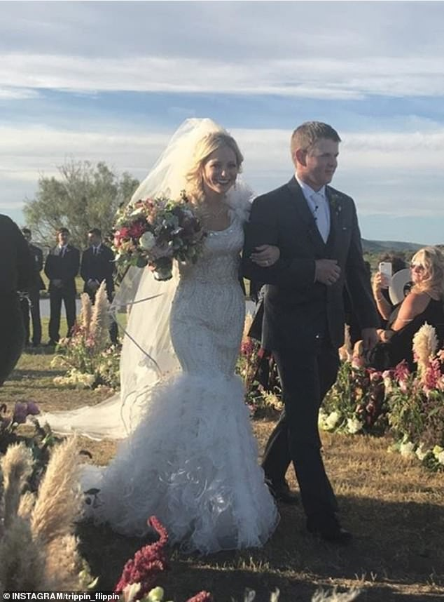 Texas newlywed couple killed in helicopter crash less than 2 hours after?getting married?(Photos/Video)