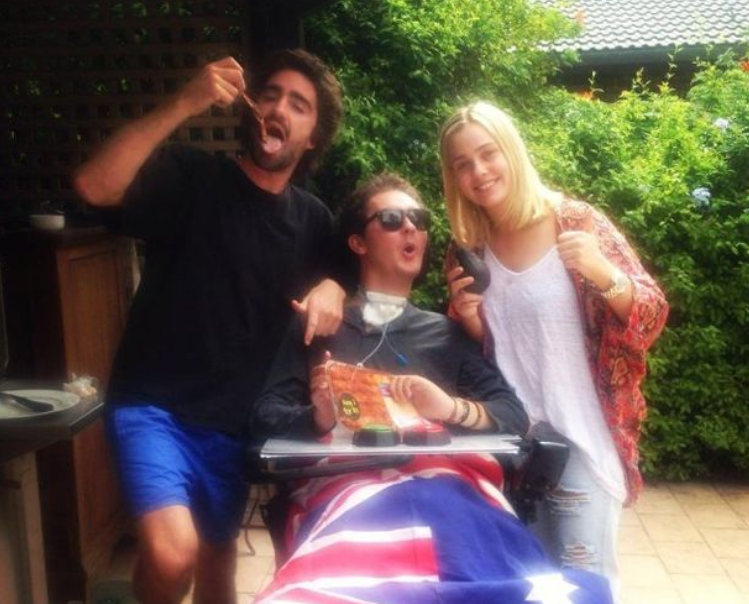 Rugby player who became paralyzed at 19 after accepting a challenge to eat a slug dies at 28