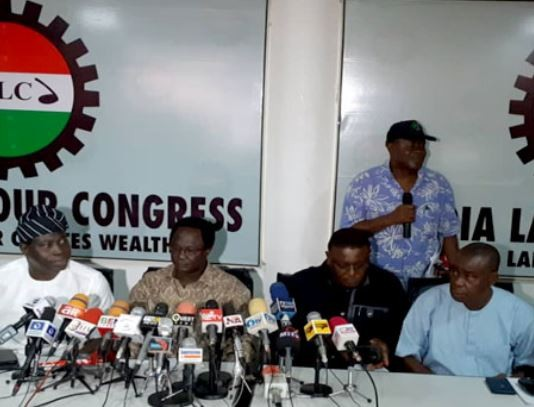 NLC Strike:?FG and Labour Unions fail to reach agreement over minimum wage