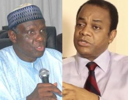 Professor Jerry Gana wants court to disqualify Donald Duke as SDP presidential candidate