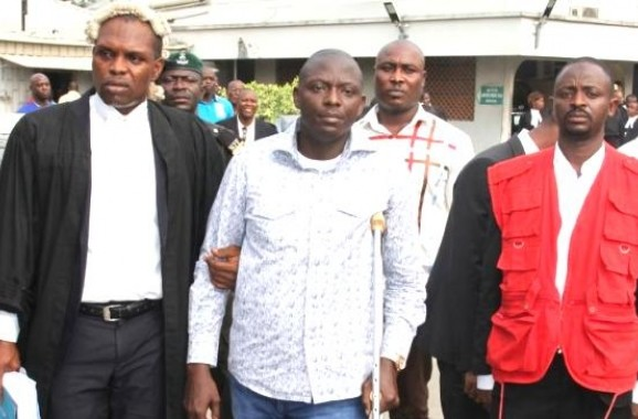 Ex-NIMASA boss, Patrick Akpobolokemi, suffers serious diarrhea in court after his co-defendants make u-turn to testify against him