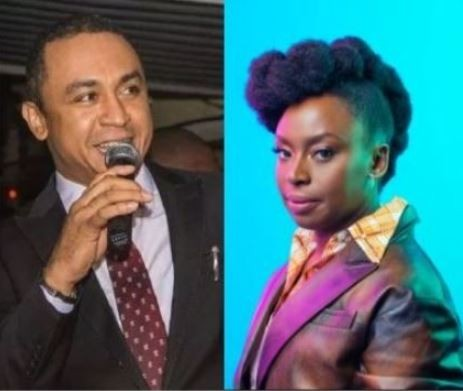Don?t misunderstand the concept of feminism by allowing yourself to be dragged into the Chimamandian mentality - Daddy Freeze