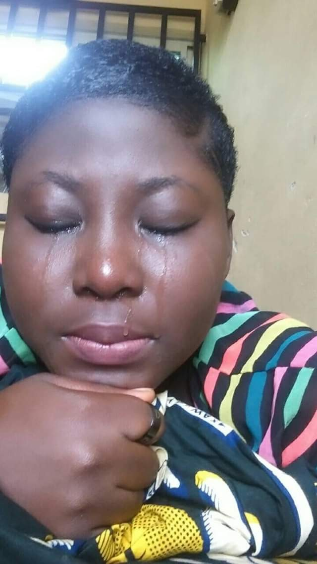 """At my age I have high blood pressure"" - Nigerian lady cries on Facebook, says relatives abandoned her to suffer since age 13"