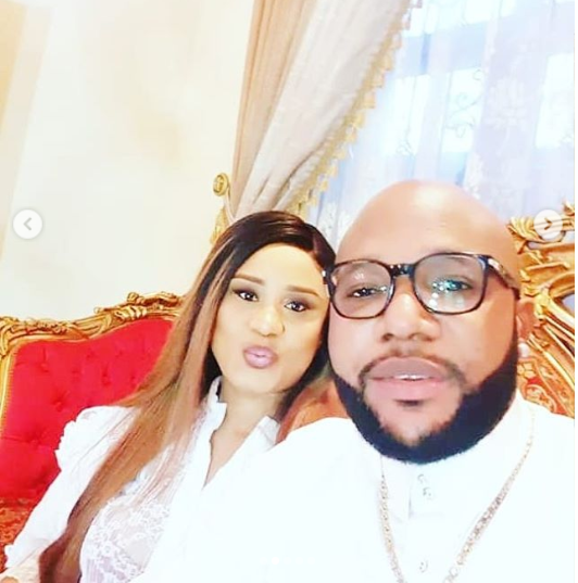 E-Money and wife Juliet celebrate their 9th wedding anniversary?today
